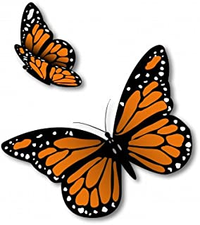 Best monarch butterfly decal Reviews