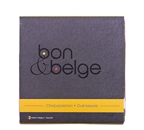 Belgische artisanale chocozoenen - 112 gr