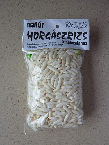 Techno Top Karpfenköder Karpfen Reis Burison Graskarpfen Karpfen Schleie Karausche (Vanille)