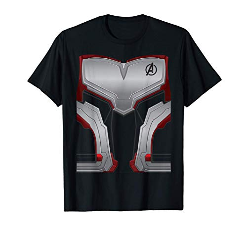 Marvel Avengers Endgame Super Hero Halloween Costume Camiseta