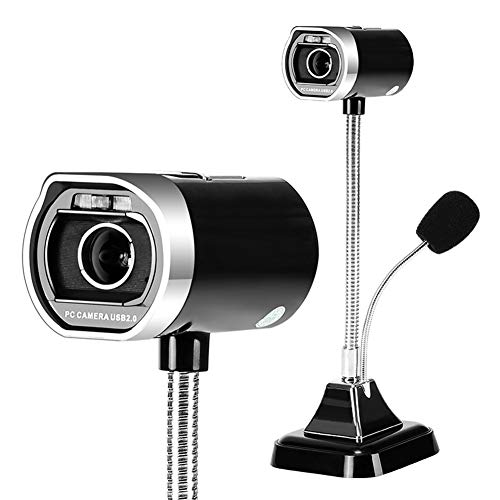 IGRNG Digitalkamera Computer-Webcam für Video-Chat, USB Plug & Play