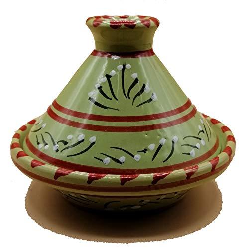 Mini Tajine Ethnico Gewürzständer aus Keramik Marokkanische Tunesin 1211201237