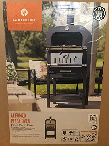 La Hacienda Alfonzo Pizza Oven