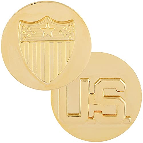 Army Adjutant General Branch Insignia with US Insignia