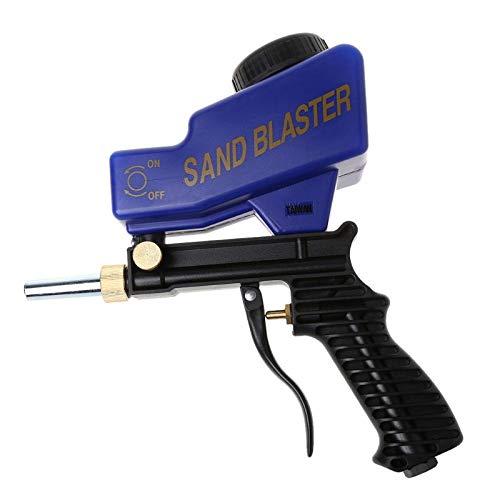 Amazing Deal Kul-Kul - Portable Gravity Sandblasting Gun Machine Abrasive Pneumatic Set Removing Spo...