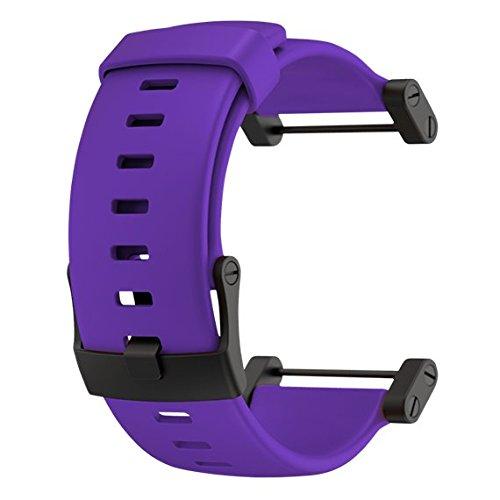 Suunto Zubehör CORE VIOLET RUBBER STRAP, violett, One size, SS019170000