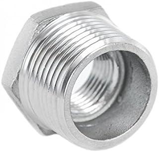 KI - Racor reductor, reducción de acero inoxidable V4A.