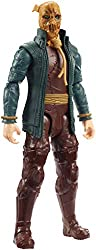   -12-inch scaleScarecrowaction figure in updated power suit.  -Full assortment includesBatman,Robin,Batgirl,Nightwing, The Jokerand more.  -11 points of articulation enable authentic combat moves and posing!  -Start a collection and wage...