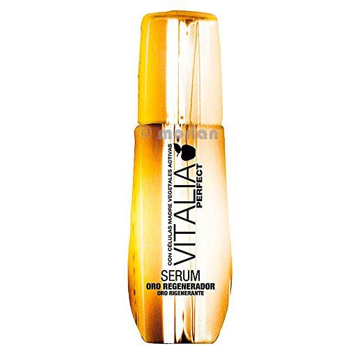 TH Pharma Vitalia Perfect Serum Oro Regenerador Luminosidad Intensa Piel Madura, 40ml