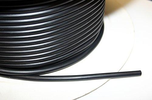O-anillo de goma de nitrilo Cable - 5 mm de diámetro - venta por metro - aceite, agua, sellos de combustible