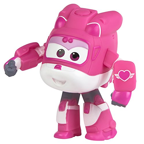Super Wings- Dizzy figura articulada (Colorbaby 85131)