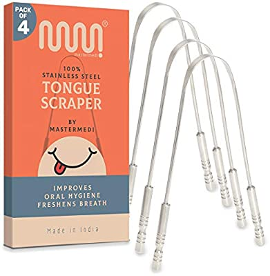 100% Stainless Steel Tongue