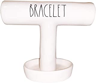 Rae Dunn by Magenta LL Bracelet Holder! Handmade Ceramic Jewelry Organizer!
