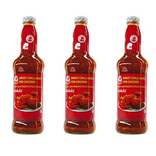 Cock Brand Sweet Chilli Sauce for Chicken 3er Pack (3 x 800g)