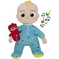 Cocomelon Roto Plush Bedtime JJ Doll