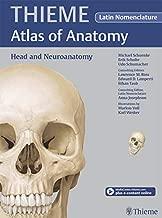 Head and Neuroanatomy - Latin Nomencl. (THIEME Atlas of Anatomy) (THIEME Atlas of Anatomy Series)