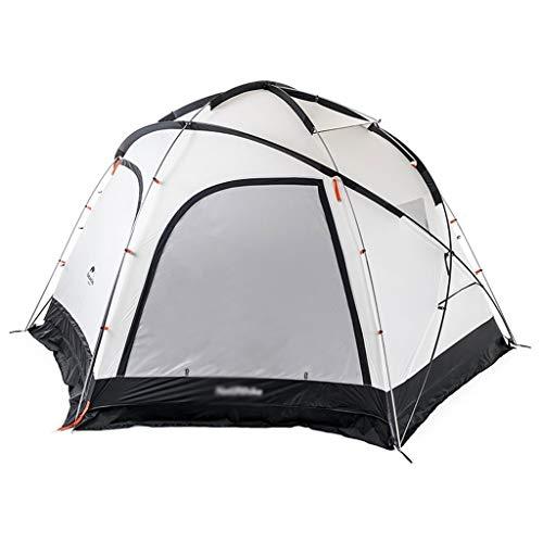 SSG Home Utilisation Multiple Sports de Plein air Tente de Protection Solaire Anti-Pluie extérieure en Polyester Tissu imperméable Coupe-Vent Respirant Camping Camping Pliable Équipement d'extérieur