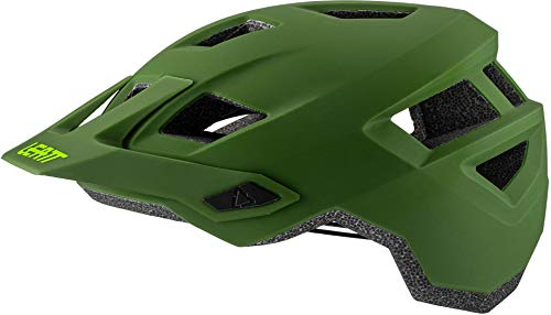 Leatt Casque MTB 1.0 Mtn Casco de Bici, Unisex Adulto, Verde Fluor,...