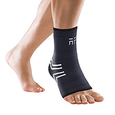 AMYFARR Ankle Brace Compression Support Sleeve (Pair),Upgraded Product, Relieves Achilles Tendonitis,Plantar Fasciitis,Heel Spur Pain,Eases Swelling and More.Injury Recovery for Sports Large