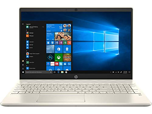 HP Pavilion 15.6u0022, Intel Core i5, 8GB RAM, 512GB SSB+32GB Optane, Lunar Gold