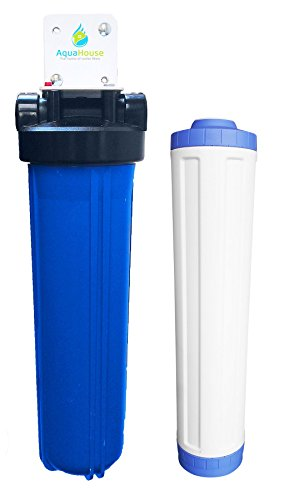 AquaHouse NSWS XL Water Softener Alternative, Proven 99.6% Effective Scale Prevention System