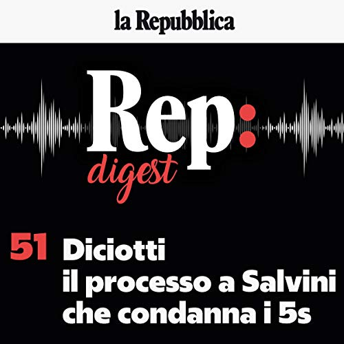 Couverture de Diciotti, il processo a Salvini che condanna i 5s