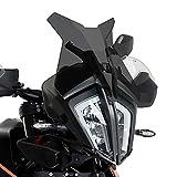 Cupula Racing para KTM 790 Adventure R 19-21 Ahumado Oscuro Puig 3738f