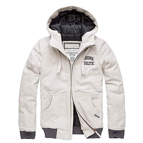 Cordon Sport Active Jacket Print Sport Oxford White (L)