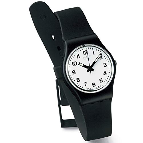 Montre Swatch Lady Something New Noire