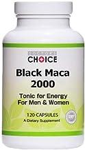 【Doctor's Choice】ドクターズチョイス 黒マカ2000 「幻の黒マカ」を1粒あたり500mg配合!(120カプセル) (1本)