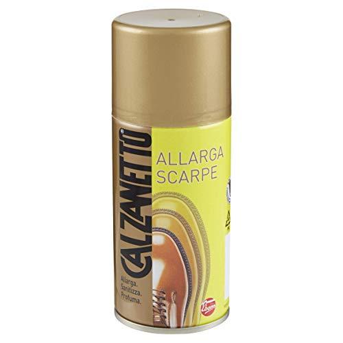 Calzanetto, Allarga Scarpe, Trattamento elasticizzante pelle, cuoio, tela, 200 ml