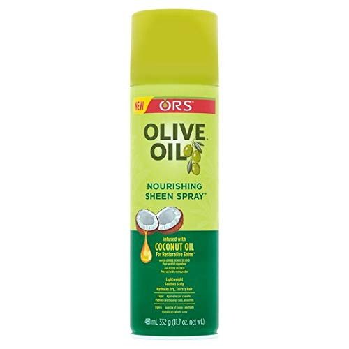 Ors Olive Oil Sheen Nourishing Spray Original 11.7 Ounce (346ml)