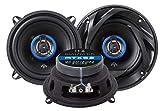 Autotek ATX52 altavoz audio De 2 vías 160 W Alrededor 3 pieza(s) - Altavoces para coche (De 2 vías, 160 W, 80 W, 4 Ω, Polipropileno, 65 - 22000 Hz)