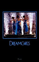 DREAMGIRLS MOVIE POSTER 2 Sided ORIGINAL INTL 27x40 BEYONCE KNOWLES
