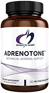 SUPPORT YOUR ADRENALS - Adrenotone is a combination of herbs and nutrients known to support the adrenals. This product is designed to help support already healthy cortisol levels, HPTA axis, and catecholamine production.* ENERGY-PROMOTING NUTRIENTS -...
