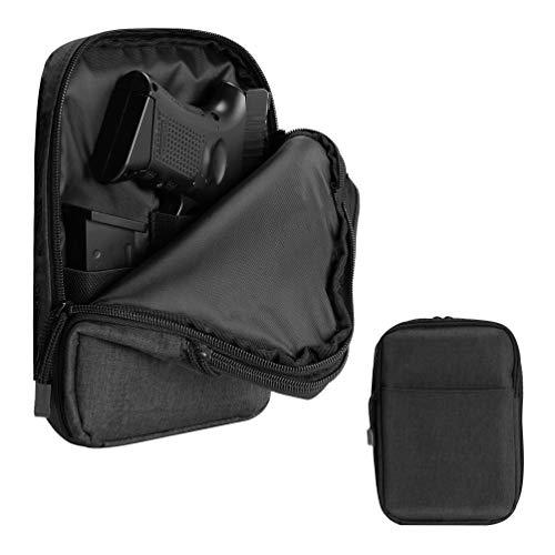 Ideagle Gun Cases for Pistols, Concealed Carry Pistol...