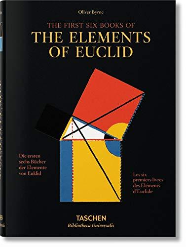 Byrne. Six Books of Euclid (Bibliotheca Universalis) (Multilingual Edition)