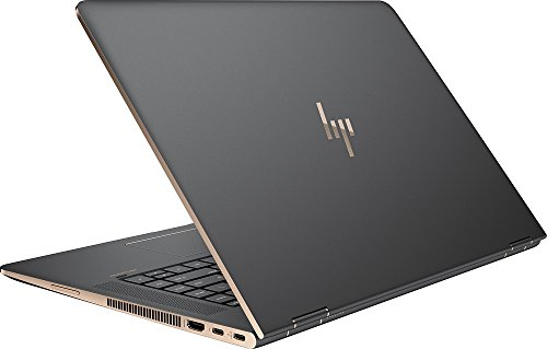 """HP Spectre x360 15-BL152NR 2-in-1 15.6"""" 4K UHD TouchScreen Laptop - Core i7-8550U, GeForce MX150, 16GB Memory, 512GB Solid State Drive (Certified Refurbished)"""