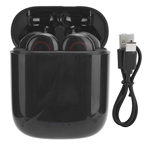 Eosnow Auriculares Bluetooth, Auriculares comerciales de diseño ergonómico Bluetooth 5.0 Compartimento de Carga inalámbrico de Gran Capacidad para teléfono HUWEI