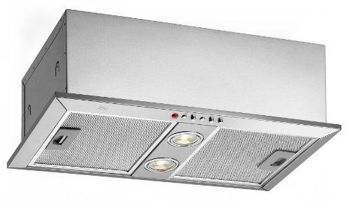 Teka GFH 73 Unterbau-Dunstabzugshaube, 73 cm, Halogenbeleuchtung 2x 20 W