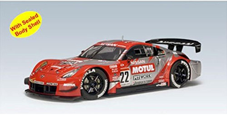 2004 JGTC Motul Pitwork Z  22 Nissan 350Z Round 7 Suzuka 1 18 c o