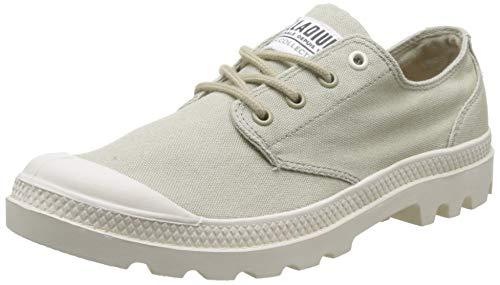 Palladium Unisex Ox Organic U Sneaker, Grün (Eucalyptus T09), 42 EU