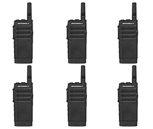 Motorola SL300 Digital DMR Radio (6 Pack)