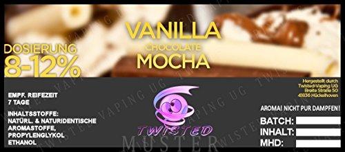 Twisted Aroma Vanilla Chocolate Mocca