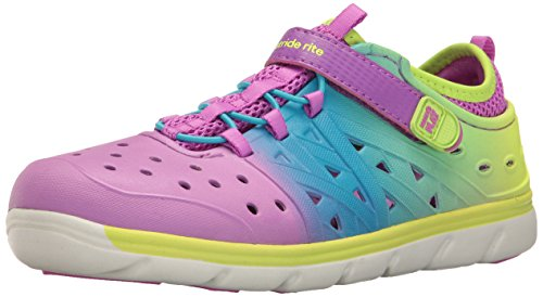 Product Image of the Stride Rite Made 2 Play Phibian Sneaker Sandal Water Shoe (Toddler/Little...
