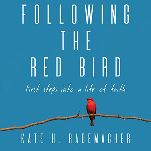 Following the Red Bird audiobook cover art