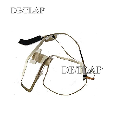 DBTLAP Compatible for Lenovo ThinkPad Edge E540 LCD Video Display Cable DC02001VHB0 04X4329