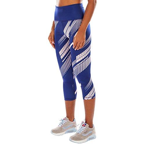 Venum Rapid Legging 3/4 Femme, Bleu Marine/Corail, M