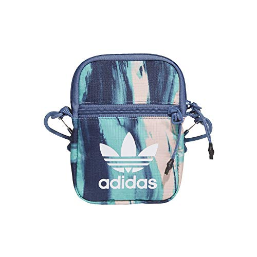 adidas Trefoil Festival Mini Bag - Bolso bandolera, color Multicolor, talla multi II