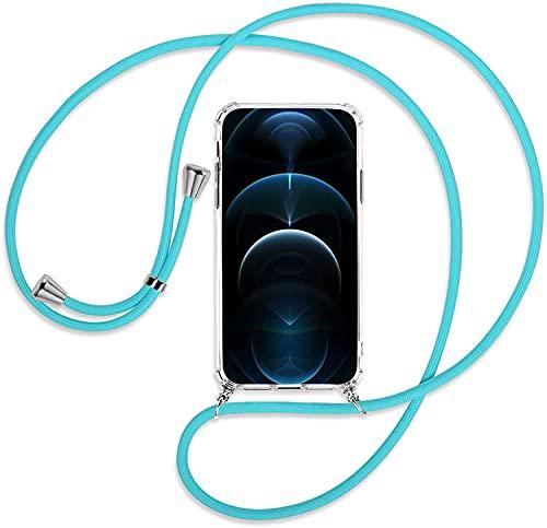 Funda Xiaomi mi 8 Lite con Cuerda, Colgante para movil, Cuerda para movil, Funda movil Colgar Cuello, Funda Transparente con Cordón, Xiaomi mi 8 Lite Carcasa con Cuerda